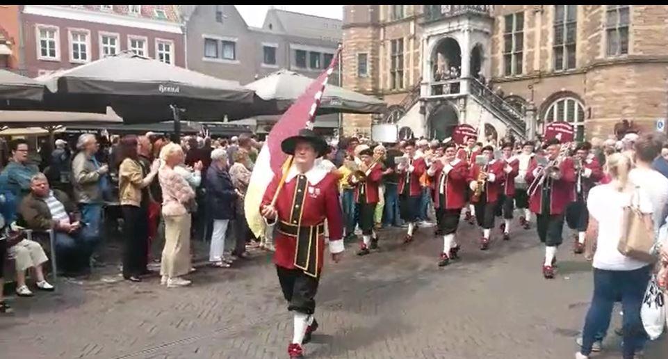 Bondsfeest Venlo 12 juni 2016